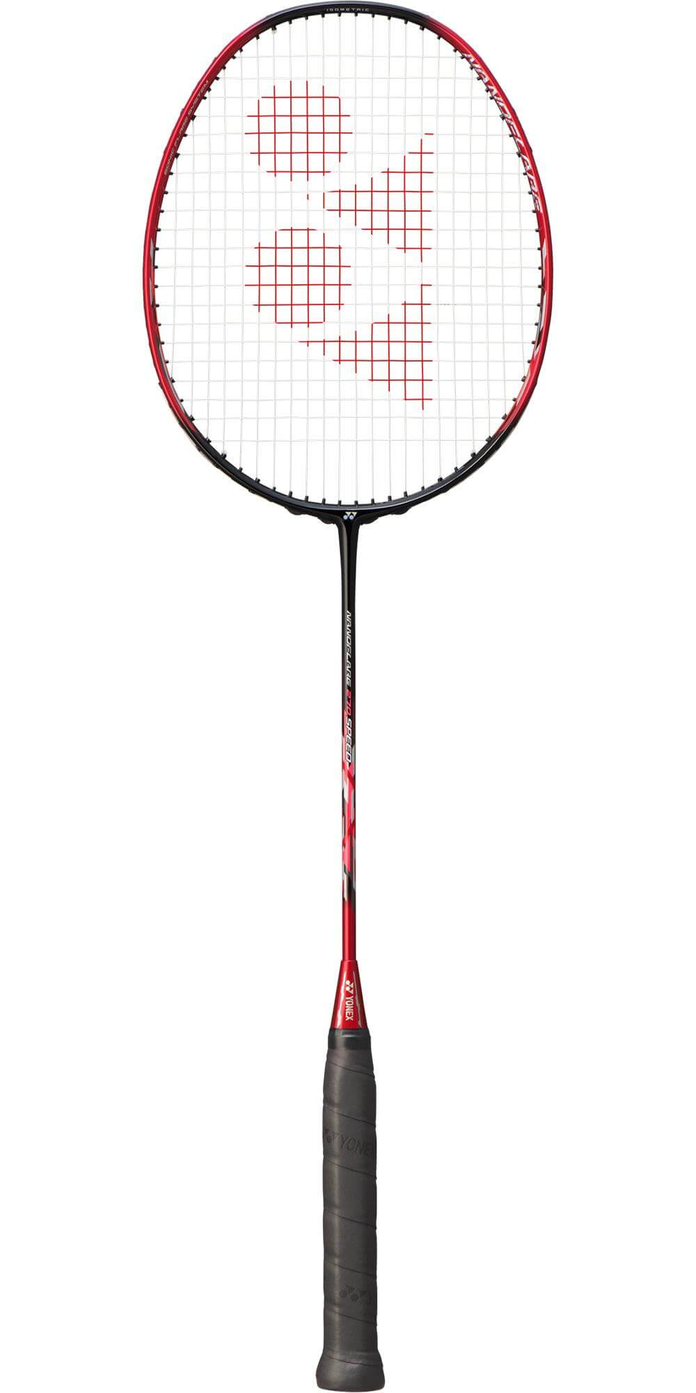 Yonex Nanoflare 270 Badminton Racquet - ONE SIZE, RED