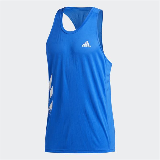 Adidas Own The Run Singlet 3S