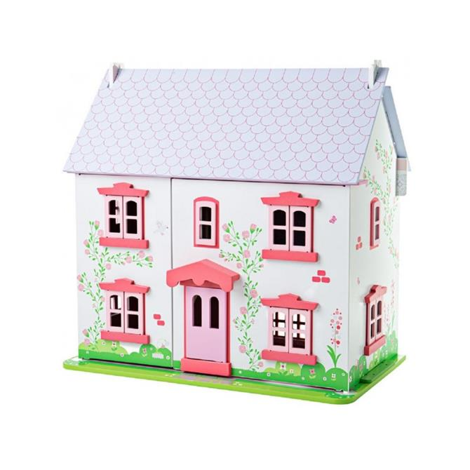 Big Jigs Rose Cottage Dolls House