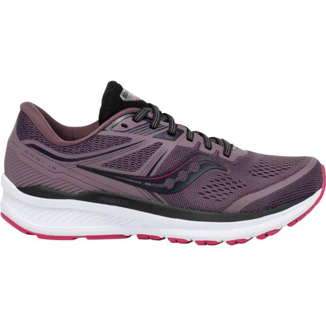 Saucony Omni 19 Womens Running Shoes