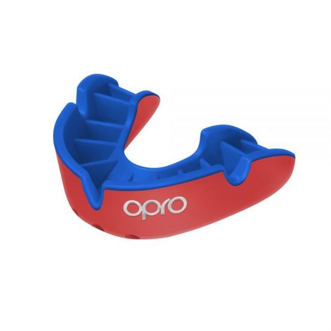 Opro Self Fit GEN4 Silver Mouthguard