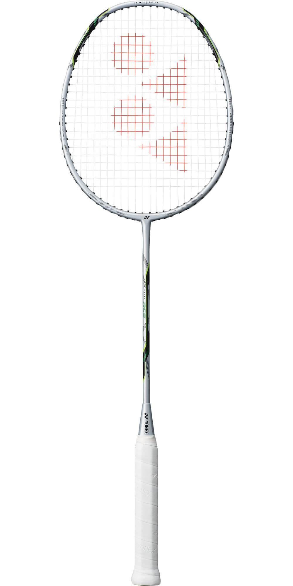 Yonex Voltric Ace Badminton Racket - ONE SIZE, SILVER