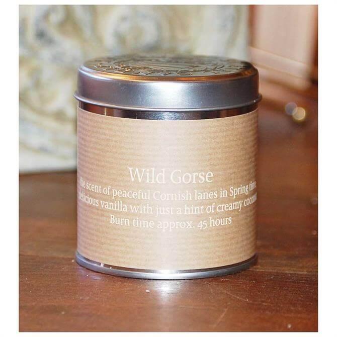 St Eval Wild Gorse Candle Tin