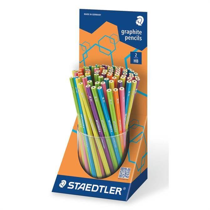 Staedtler Wopex Neon Graphite Pencil HB