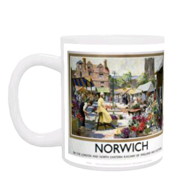 Star Editions Norfolk Themed Mug