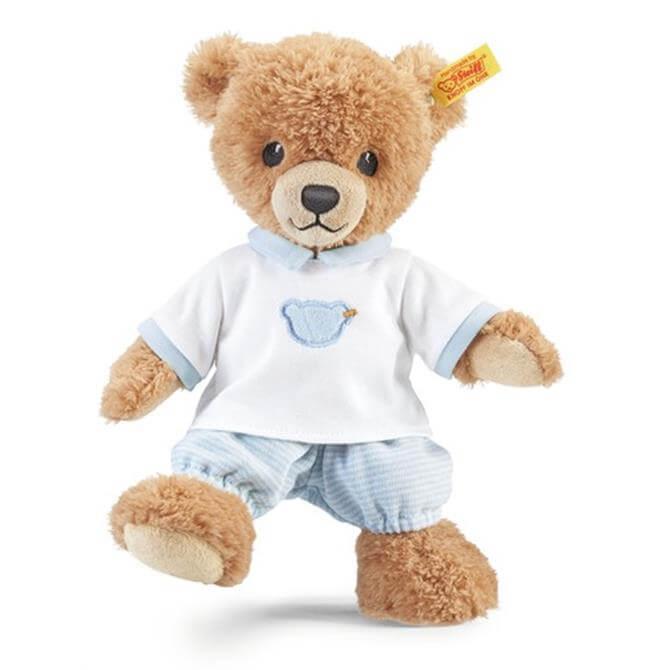 Steiff Sleep Well Blue Bear