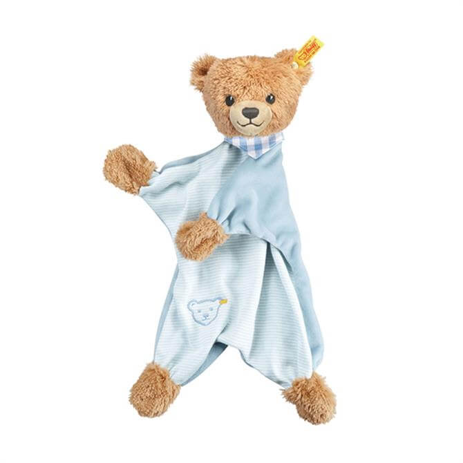 Steiff Sleep Well Bear Comforter Blue