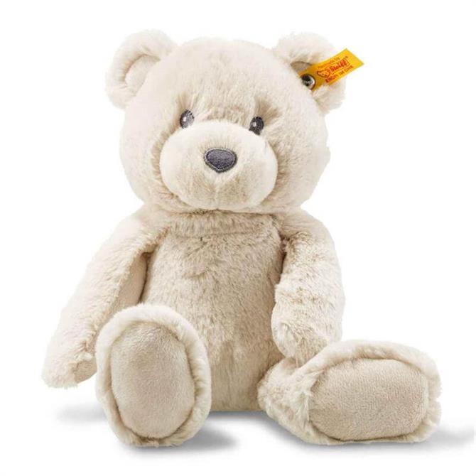 Steiff Soft Cuddly Friends Bearzy Teddy Bear Beige