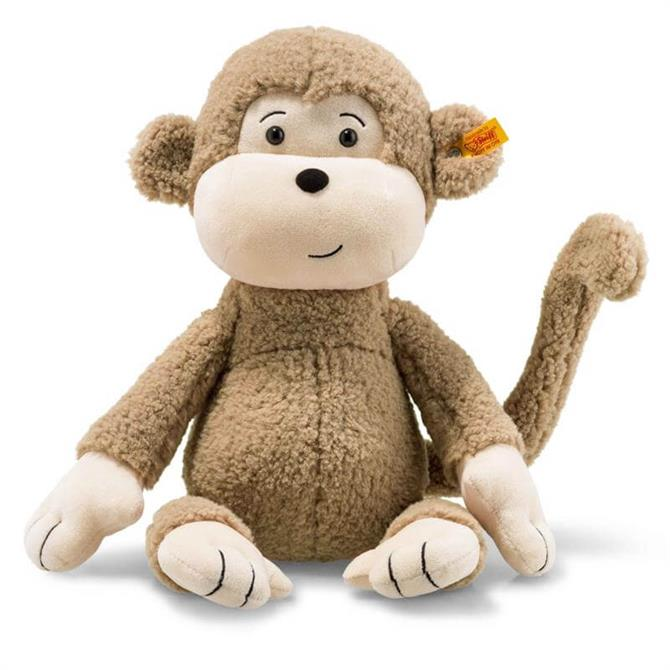 Steiff Soft Cuddly Friends Brownie Monkey