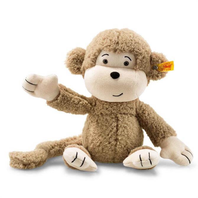 Steiff Soft Cuddly Friends Brownie Monkey 30cm