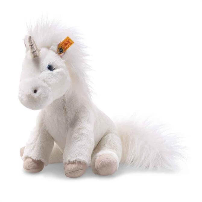Steiff Soft Cuddly Friends Floppy Unica Unicorn 25cm