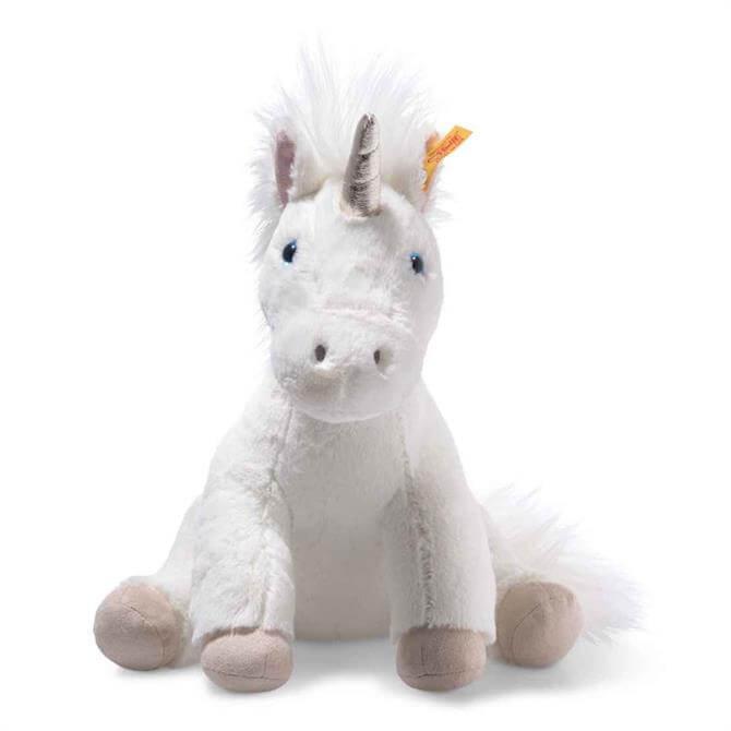 Steiff Soft Cuddly Friends Floppy Unica Unicorn 35cm