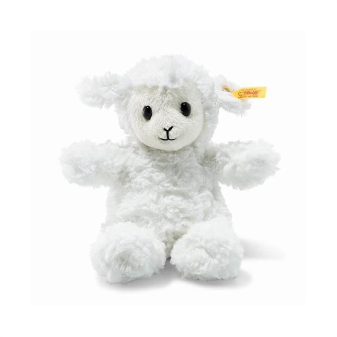 Steiff Fuzzy Lamb 18 cms