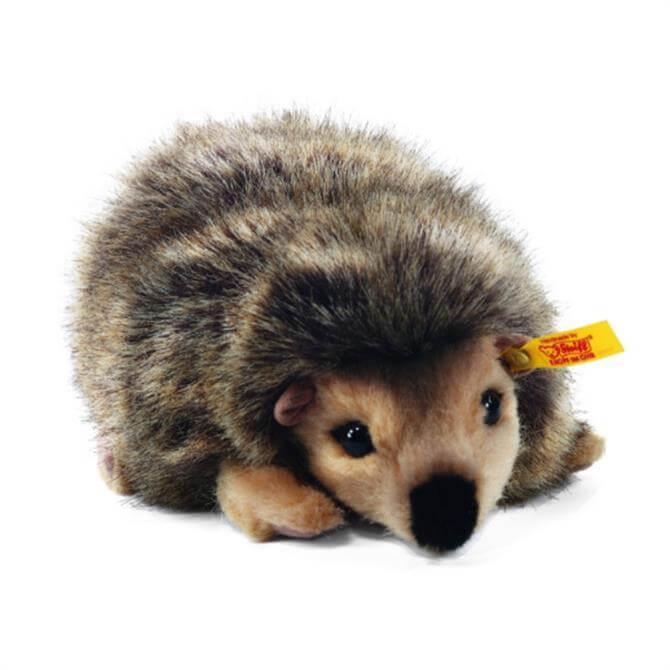 Steiff Mottled Brown Joggi Hedgehog