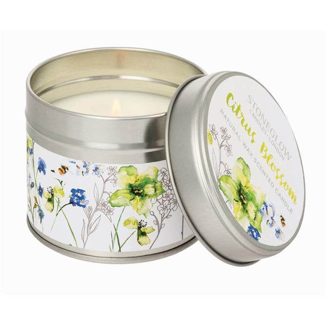 Stoneglow Natural Wax Scented Candle