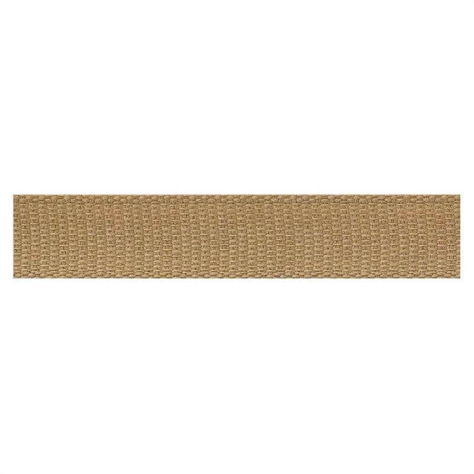 Berisfords Hopsack Ribbon 7mm