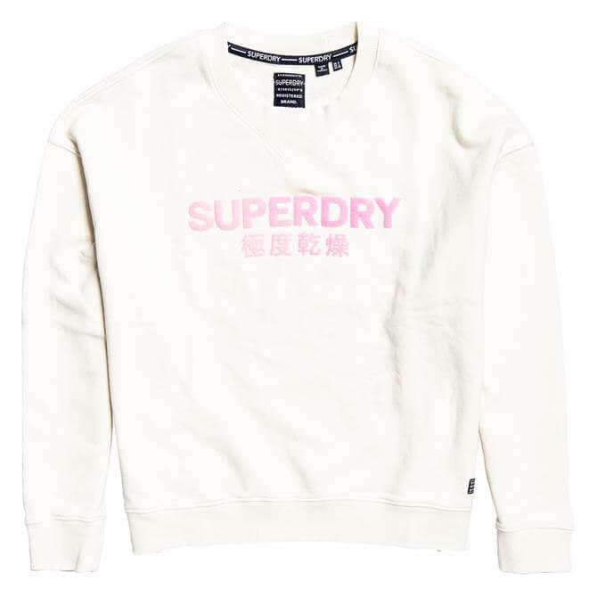 Superdry Freya Crew Sweatshirt