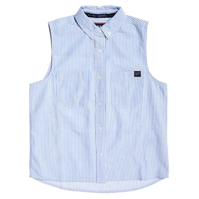 Superdry Makayla Stripe Shirt
