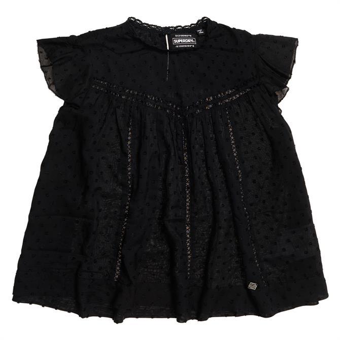 Superdry Monika Cutwork Vest