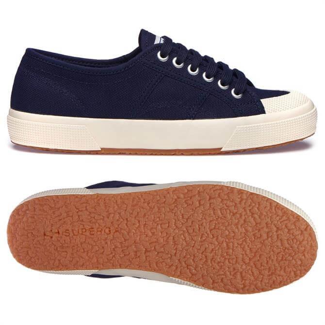 Superga Cotu Classic Navy Canvas Shoes