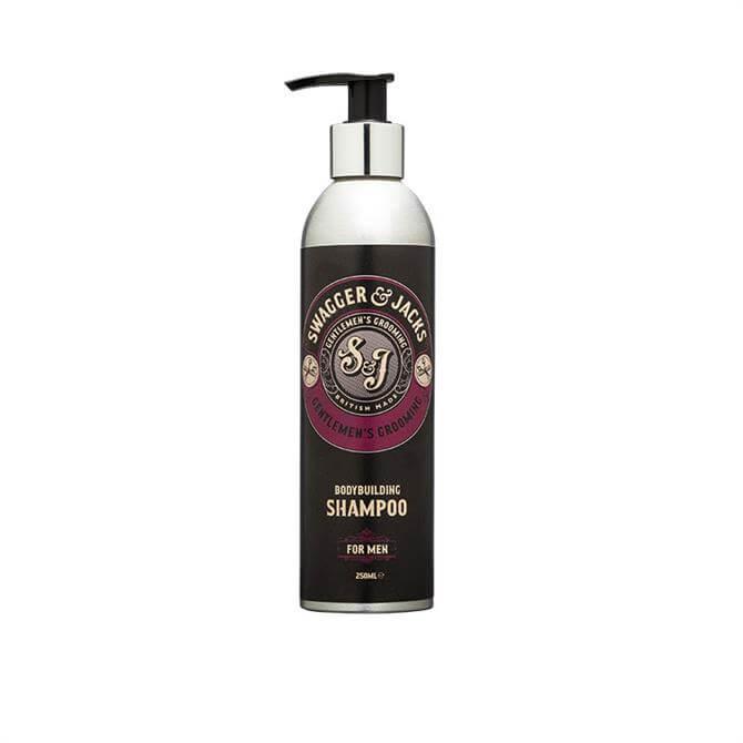 Swagger & Jacks Bodybuilding Shampoo 250ml