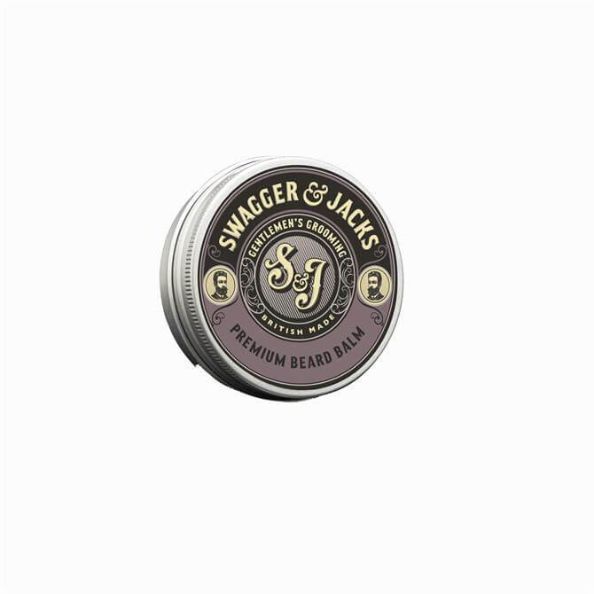 Swagger & Jacks Premium Beard Balm 15ml