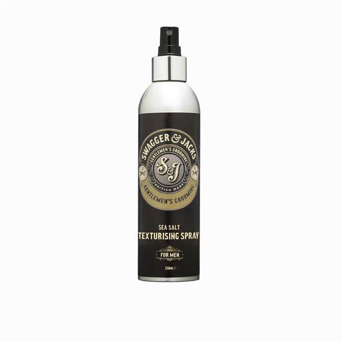 Swagger & Jacks Sea Salt Texturising Spray 250ml