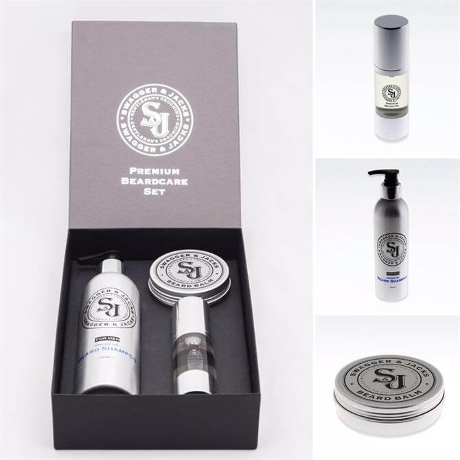 Swagger & Jacks Premium Beardcare Set