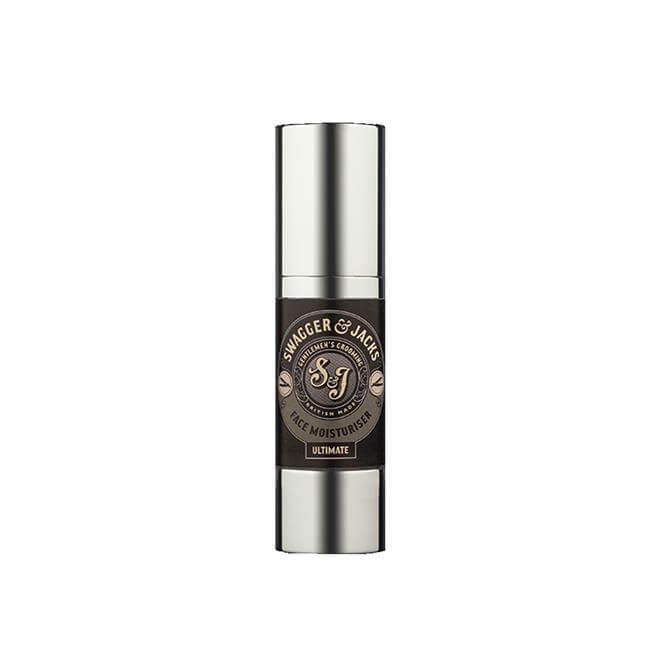 Swagger & Jacks Ultimate Face Moisturiser 100ml