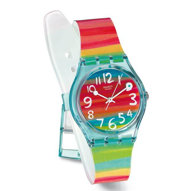 Swatch Colour the Sky Watch