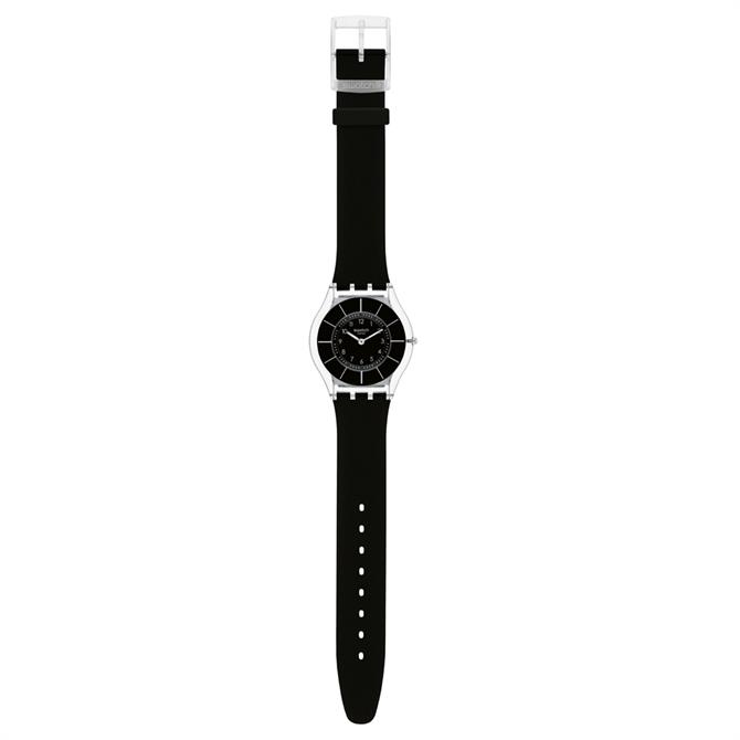 Swatch Black Classiness Watch