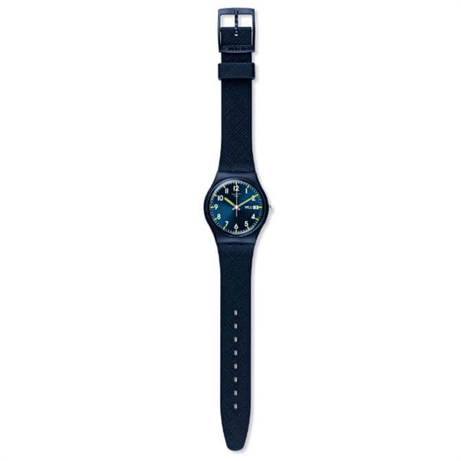 Swatch Sir Blue Watch