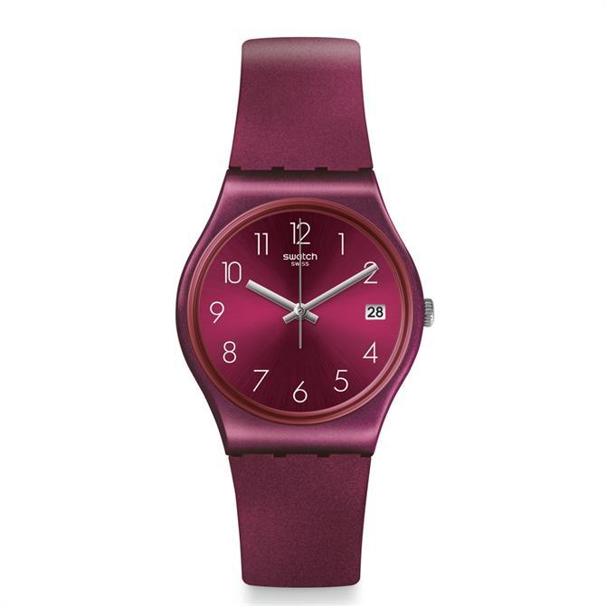 Swatch Redbaya Watch