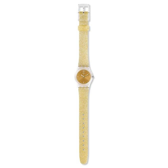 Swatch Golden Glister Too Watch