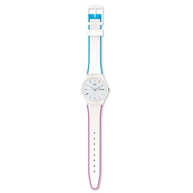 Swatch Edgyline Watch