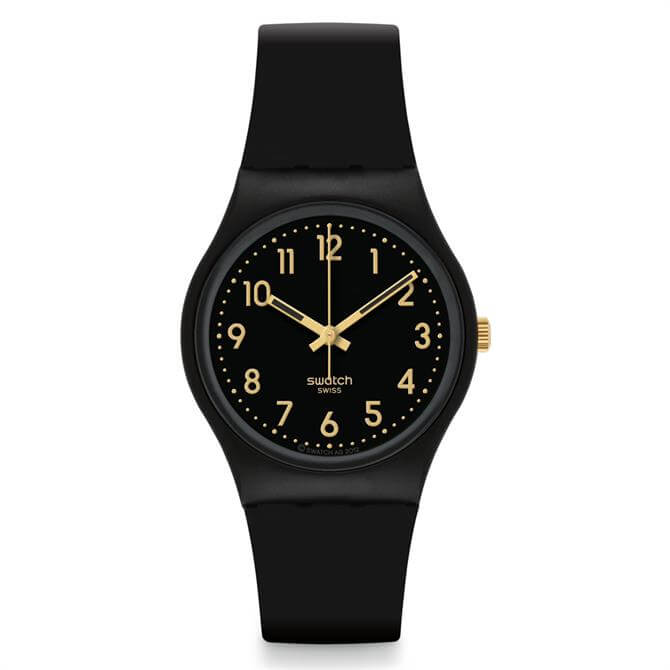 Swatch Golden Tac Watch