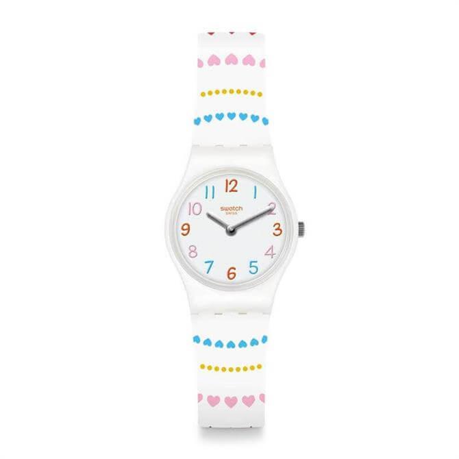 Swatch Herzlich Watch