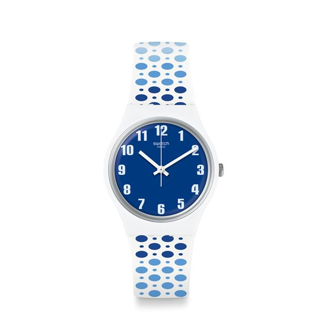Swatch Paveblue Watch