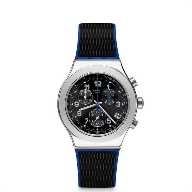 Swatch Secret Mission Chronograph Watch