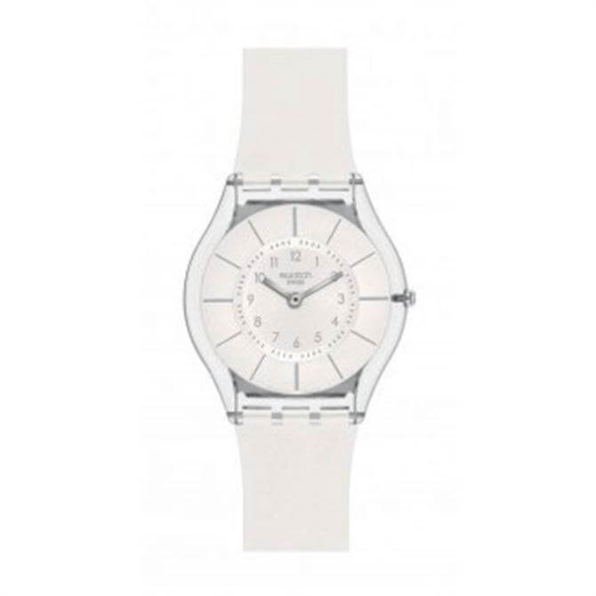 Swatch White Classiness Watch