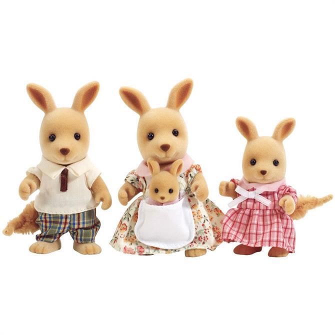 Sylvanian Families Kangaroo Family 4766