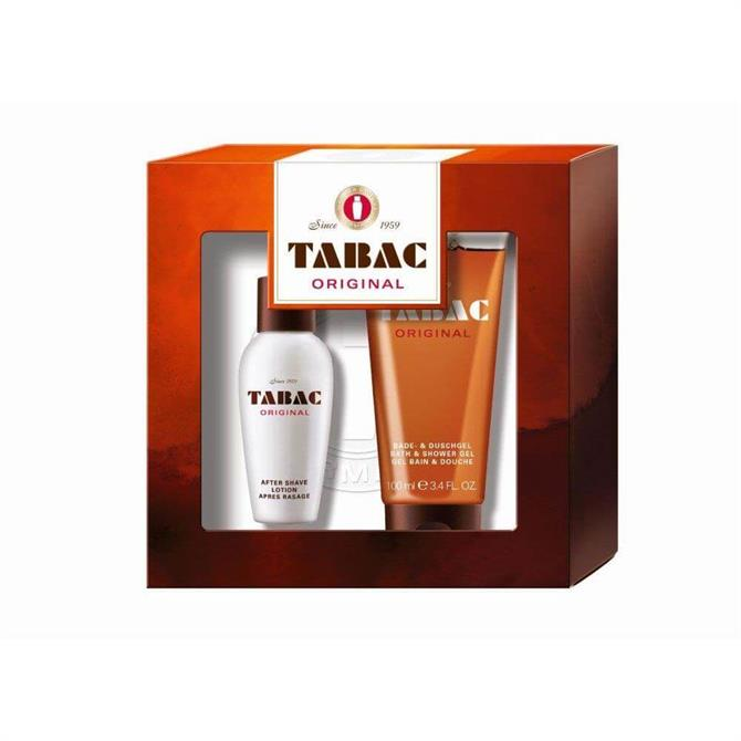 Tabac Aftershave Gift Set 50ml