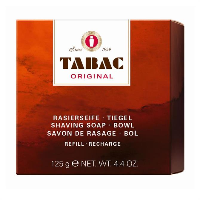 Tabac Shaving Bowl Soap Refill 125g