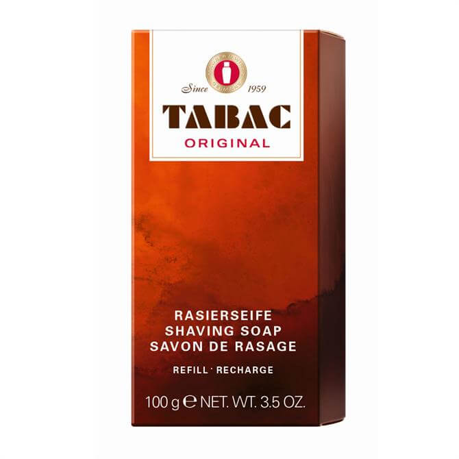Tabac Shaving Soap Stick Refill 100g