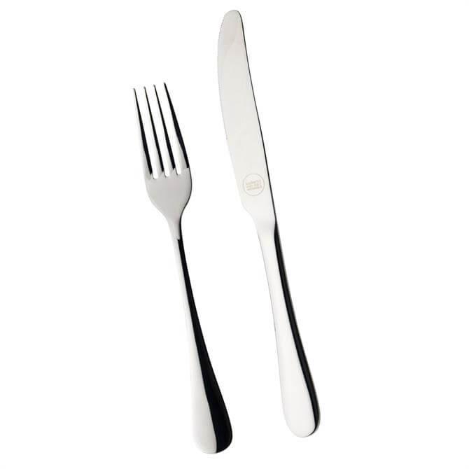 Taylor's Eye Witness Maple Knife & Fork Set