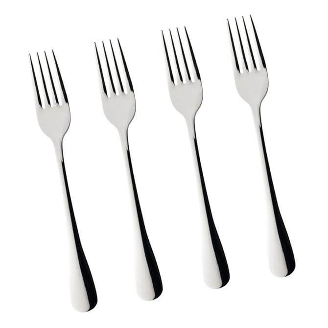 Taylor's Eye Witness Maple Set of 4 Dessert Forks