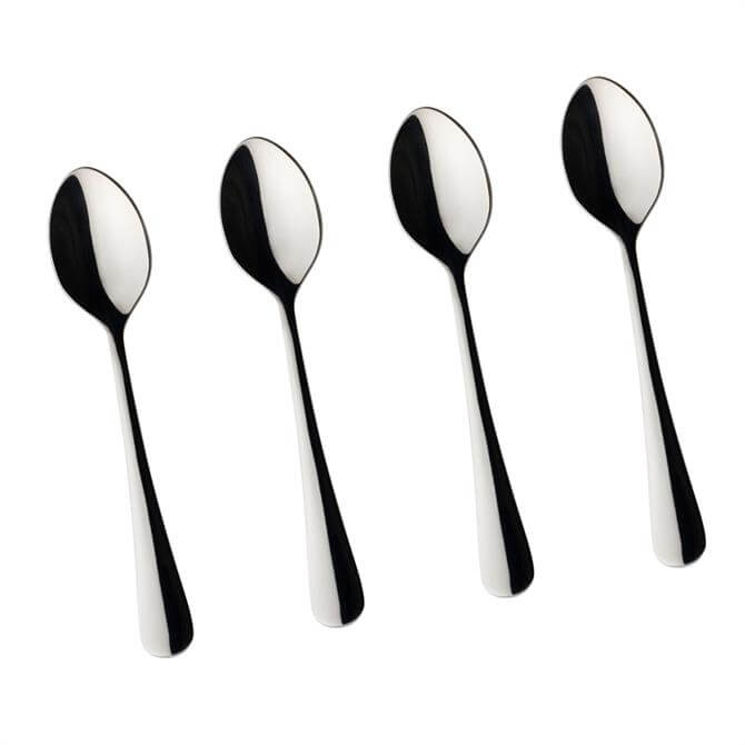 Taylor's Eye Witness Maple Set of 4 Coffee Spoons