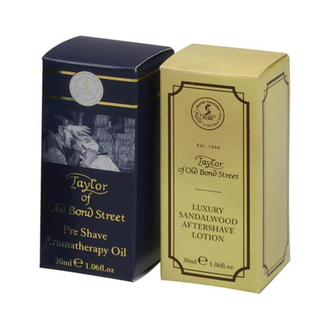 Taylors Pre Shave Oil 30ml