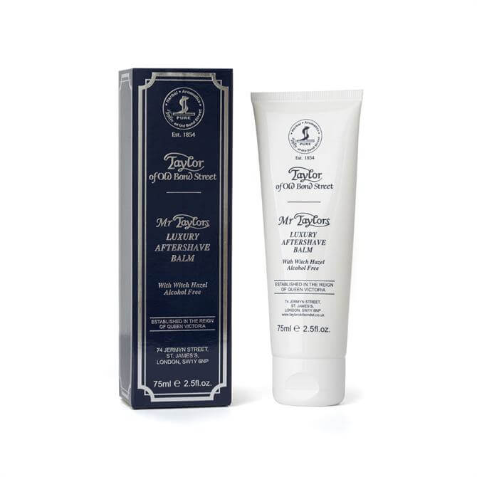 Taylors Luxury Aftershave Balm 75ml