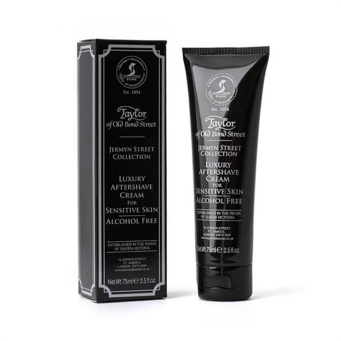 Taylors Jermyn Street Aftershave Cream Sensitive Skin